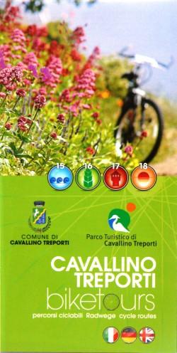 CAVALLINO TREPORTI Percorsi ciclistici