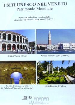 DVD UNESCO attraverso i siti culturali UNESCO nel Veneto