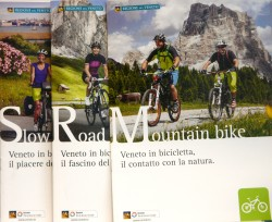 VENETO IN BICICLETTA Percorsi slow, road e mountain bike